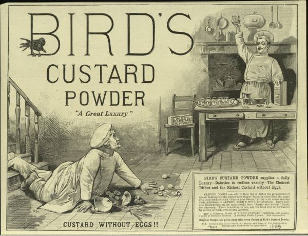 Custard And The Story Of Mr Bird And His Wife I Bake Without